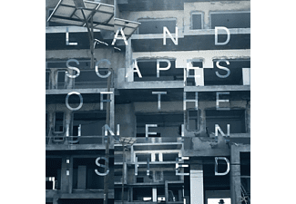 Piano Interrupted - Landscapes Of The Unfinished [CD]