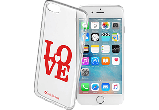 CELLULAR LINE 37390 Backcover Apple iPhone 6, iPhone 6s Kunststoff Transparent