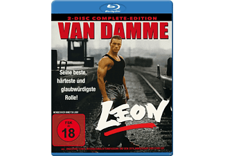Leon - Van Damme - 2 Disc Complete Edition - (Blu-ray)