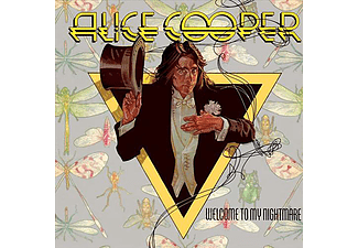 Alice Cooper - Welcome to My Nightmare (Vinyl LP (nagylemez))