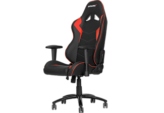 AKRACING Octane Gamingstol Svart/Röd