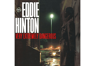 Eddie Hinton - Very Extremely Dangerous - (CD)