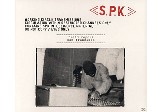 Spk - Field Report San Francisco - (Vinyl)