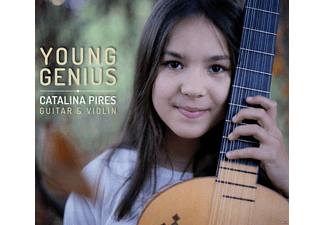 Catalina Pires - Young Genius [CD]