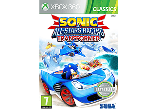 Sonic & All-Stars Racing Transformed Classics Xbox 360