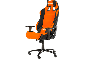 AKRACING Prime Gamingstol Svart/Orange