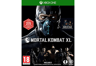 MORTAL KOMBAT XL GAME OF THE YEAR Xbox One