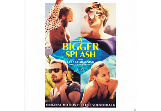 -  A Bigger Splash (OST) [CD]