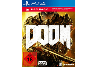 DOOM - 100% Uncut (Special Edition) [PlayStation 4]