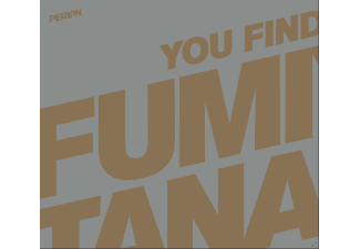 Fumiya Tanaka - You Find The Key (3x12'') - (Vinyl)