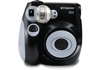 POLAROID POLPIC300BK 300 Analog Instant Camera Black - (00137750)
