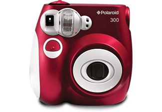 POLAROID POLPIC300R 300 Analog Instant Camera Red