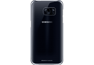 SAMSUNG Clear cover Galaxy S7 Black - (EF-QG930CBEGWW)