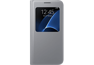 SAMSUNG S-View cover Galaxy S7 Edge Silver - (EF-CG935PSEGWW)