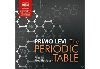 Neville Jason - The Periodic Table - (CD)