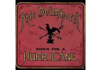 Kris Delmhorst - Songs For A Hurricane - (CD)