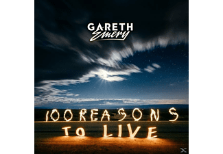 Gareth Emery - 100 Reasons To Live/Incl.Signed Polaroid Picture - (CD)