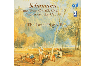 The Israel Piano Trio - Klaviertrios - (CD)