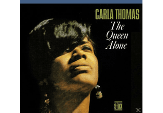 Carla Thomas - The Queen Alone - (CD)