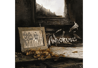 Anacrusis - Hindsight: Suffering Hour - (Vinyl)