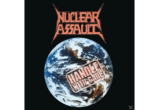 Nuclear Assault - Handle With Care [CD]