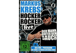 Hocker Rocker Live - (DVD)