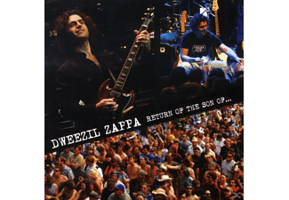 Dweezil Zappa - Return Of The Son Of... [CD]