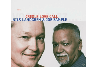 Nils Landren, Landgren, Nils / Sample, Joe - Creole Love Call [CD]
