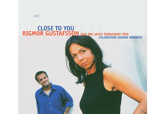 Rigmor & The Jacky Terr Gustafsson, Gustafsson,R./Terrasson,J. - Close To You-Celeb.D.Warwick [CD]
