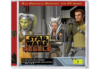 Star Wars Rebels - Disney: Star Wars Rebels 07 - (CD)