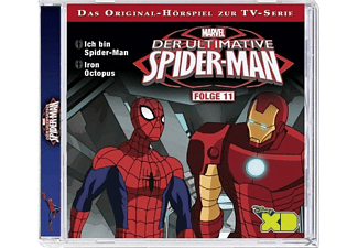 Spider-Man - Marvel: Der ultimative Spider-Man 11 - (CD)