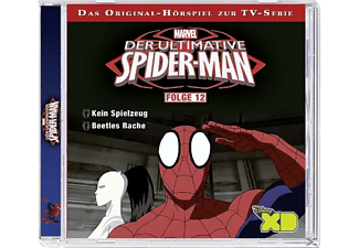 Spider-Man - Marvel: Der ultimative Spider-Man 12 - (CD)