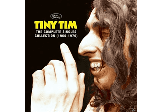 Tiny Tim - Complete Singles Collection 1966-1970 - (CD)