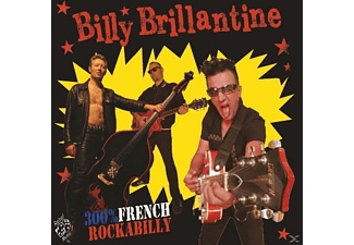 Billy Brillantine - 300 % French Rockabilly [Vinyl]