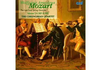 The Chilingirian Quartet - Mozart:The Last Four String Quartets 2 - (CD)