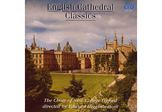 Edward/choir Of New College Oxford Higginbottom - English Cathedral Classics - (CD)