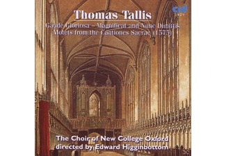 Edward/choir Of New College Oxford Higginbottom - Tallis:Gaude Gloriosa - (CD)