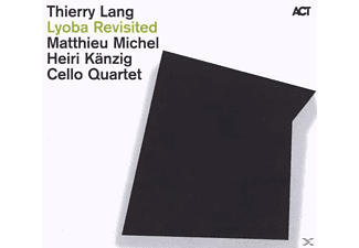 Thierry Lang - Lyoba Revisited - (CD)