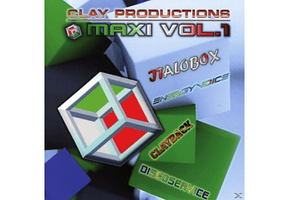 Clay Productions - Maxi Vol.1. - (CD)
