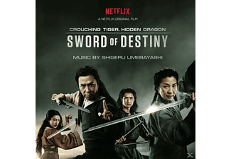 Shigeru Umebayashi - Crouching Tiger, Hidden Dragon: Sword Of Destiny/O - (CD)