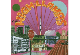 The High Llamas - Can Cladders - (Vinyl)