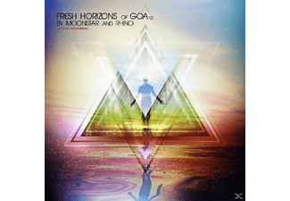 VARIOUS - Fresh Horizons Of Goa 2 [CD]