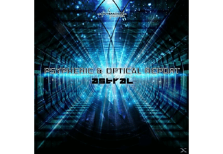 Optical Report Psypheric - Astral - (CD)