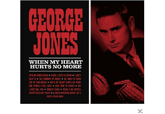 George Jones - When My Heart Hurts - (Vinyl)