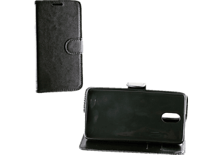 VOLTE-TEL Θήκη Lenovo VIBE  P1M Leather Book Black  - (8158957)