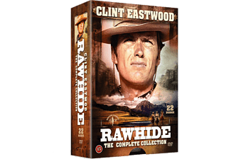Rawhide - The Complete Collection Action DVD