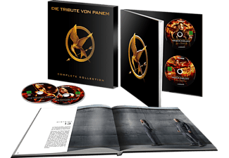 Die Tribute von Panem (Limited Complete Collection) [DVD]