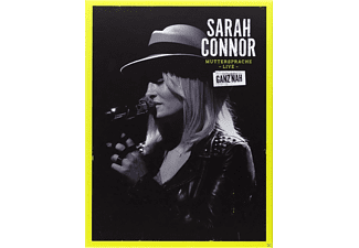 Sarah Connor - Muttersprache Live-Ganz Nah (Fan Edition) [CD + Blu-ray + DVD]