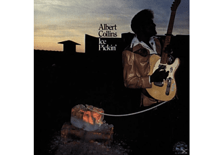 Albert Collins - Ice Pickin' - (CD)