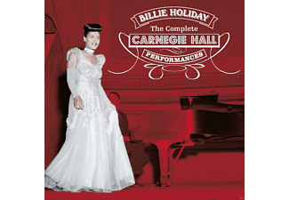 Billie Holiday - Complete Carnegie Hall Performances - (CD)